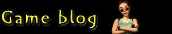 Game blog